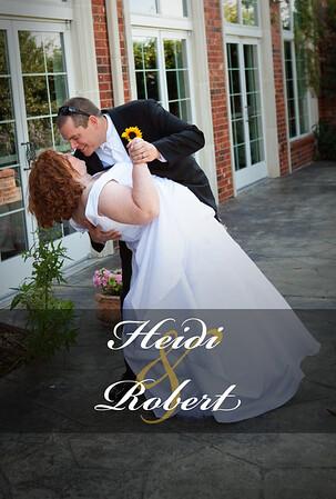 Heidi and Robert Album