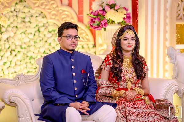 Seyan & Adiba Wedding