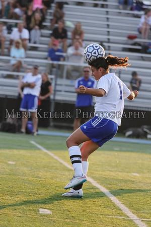 MHS Soccer Varsity Girls 2015