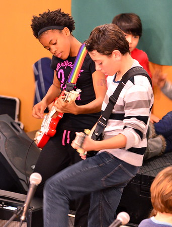 "7th Grade ""Geologic"" Rock Band 2014 by Victoria Bastian"