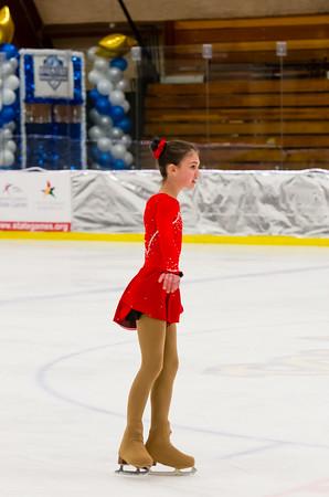 Figure Skating - Christmas Brook Figure Skaters