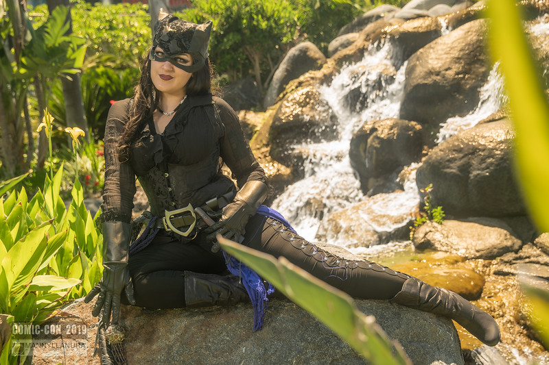 Pirate DC Cosplay
