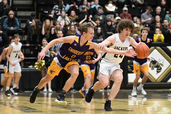 Basketball - LHS 2019-20
