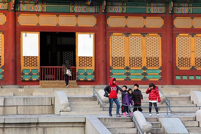 Seoul Palaces: Toksugung