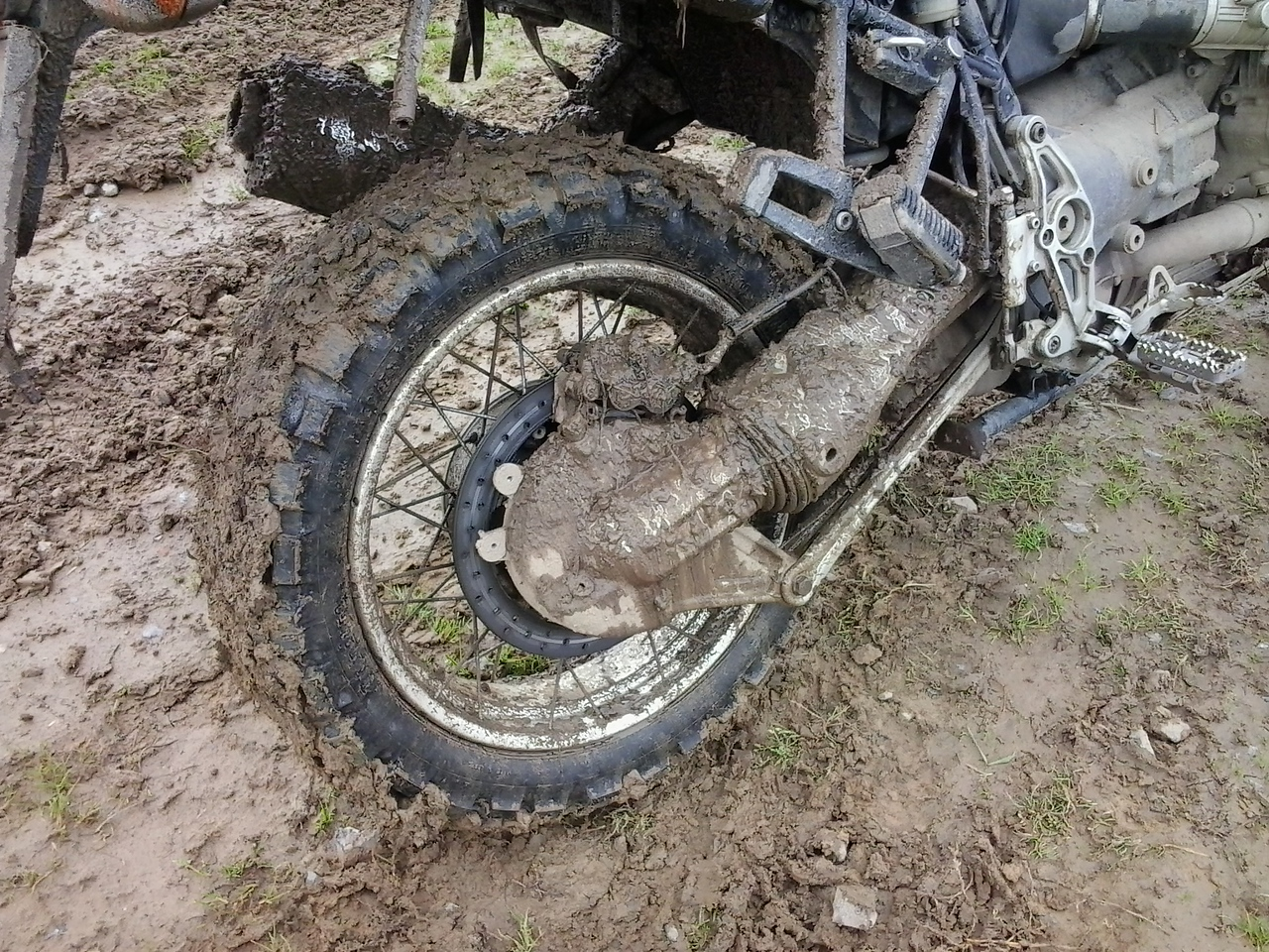 Let's get dirty baby