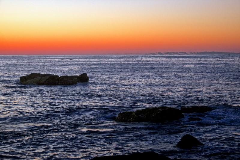 Acadia Beach Dawn