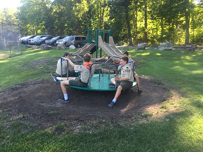 Troop West Meeting 8-28-16