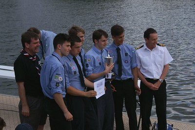 National Sea Scout Regatta 2015