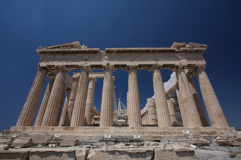 Standing Tall: The Parthenon of Athens