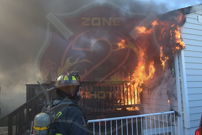 North Amityville Fire Co. Signal 13  44 Chestnut Rd.  10/14/16