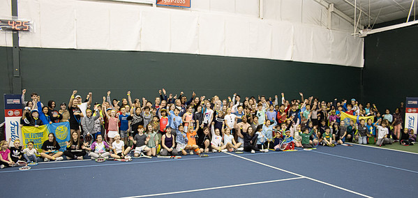 Fed Cup Kids Day 2020