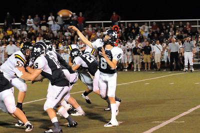 2010 McDowell Football