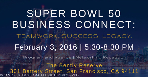 SUPER BOWL 50 SUPPLIER DIVERSITY DINNER