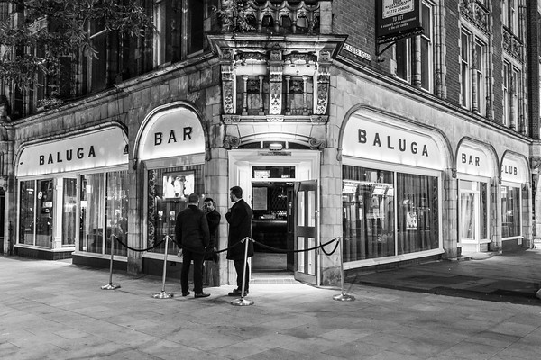 Baluga Bar and Club Preston
