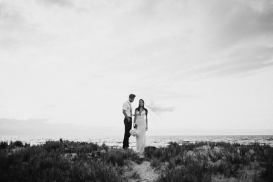 Kristin + James // Four Seasons Hualalai