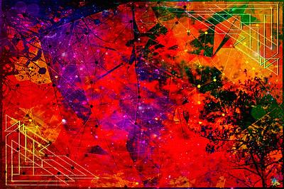 Non-Symmetrical Abstract