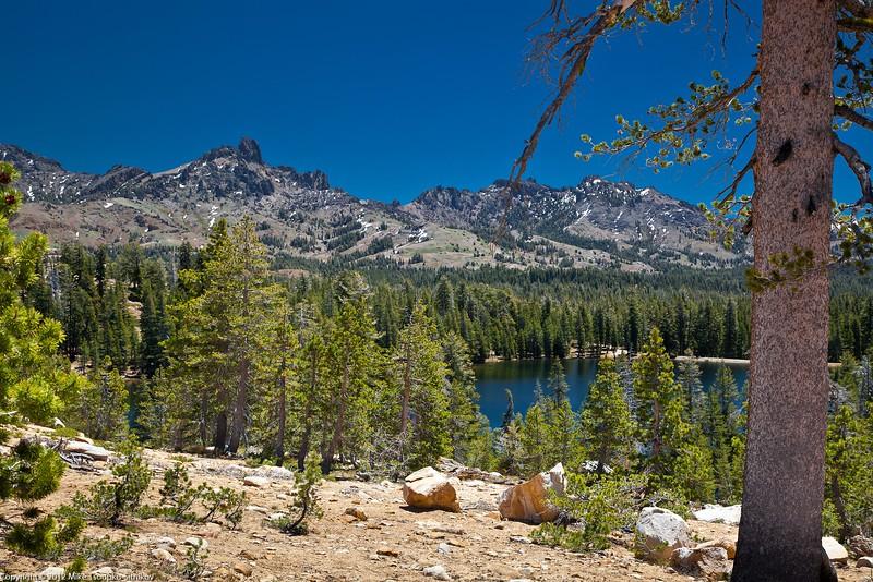 Tamarack Lake Trail