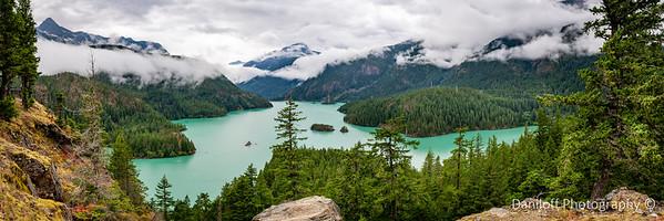 North Cascades National Park - August 2021