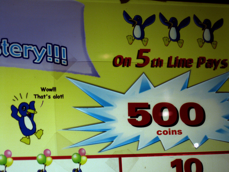 500 coins. Wow!!! That's alot!