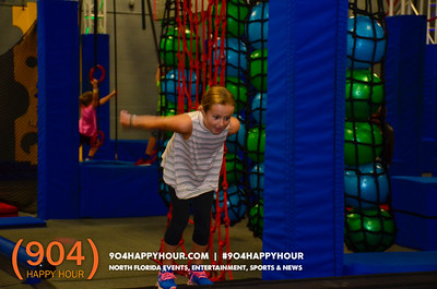 Rebounderz Ninja Competition: Pre Competition - 7.26.17