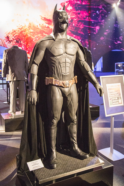 2012 Batman Exhibit at LA Live