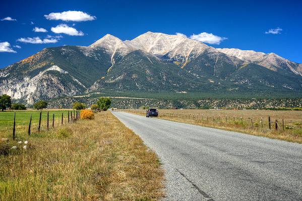 Lake City Colorado, Fall 2014