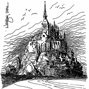 2000 - 2009 - Travel Sketches