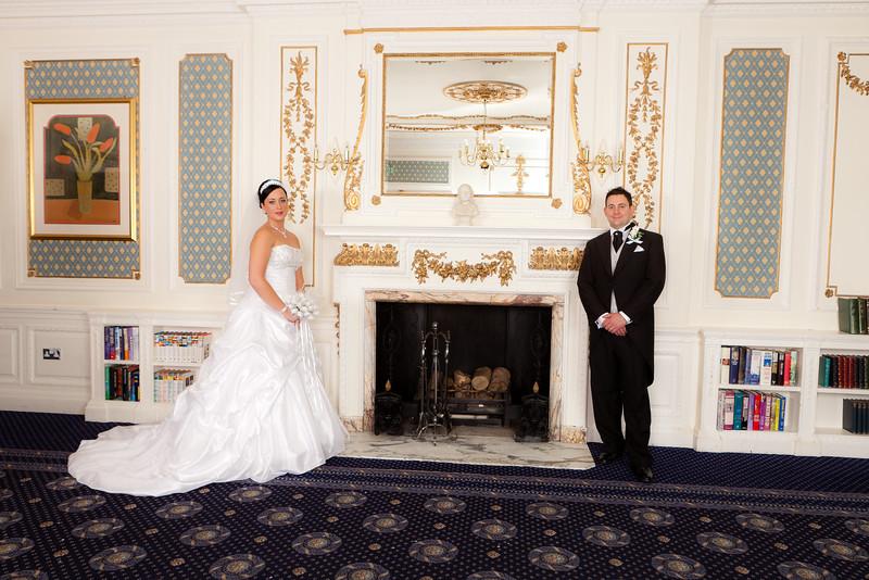 Wedding at De Rougemont Manor