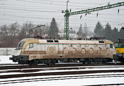 Hungary Railways
