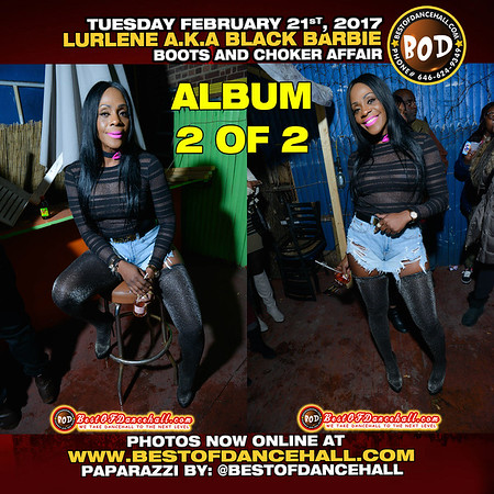 2-21-2017-BRONX-ALBUM 2 OF 2 for Lurlene Aka Black Barbie Presents Boots And Choker Affair