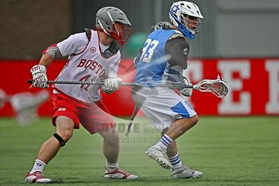 10/19/2014 - Fall Ball Exhibition - Israel vs. Boston University - Nickerson Field at Boston University, Boston, MA