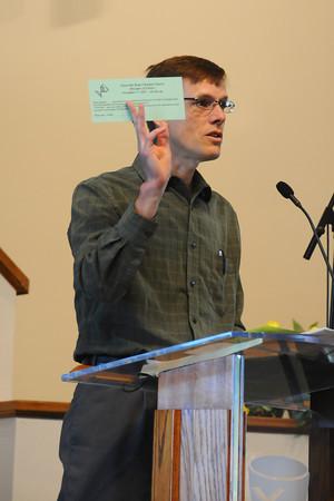 November 10th, 2013 Worship Service