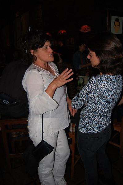 Cheryl Bergman, Christy Kissel