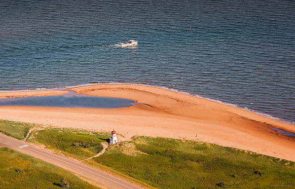 PEI Aerial: Seen From Above