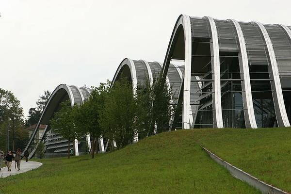 Zentrum Paul Klee - Bern
