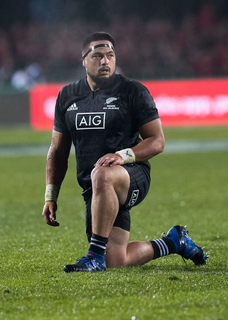 Kames Hames during game 5 of the British and Irish Lions 2017 Tour of New Zealand,The match between  The Maori All Blacks and British and Irish Lions, Rotorua International Stadium, Rotorua, Saturday 17th June 2017 (Photo by Kevin Booth Steve Haag Sports)  Images for social media must have consent from Steve Haag