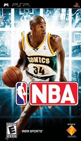 PSP NBA 2005