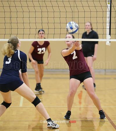 Watkins / Odessa Volleyball 9-26-18