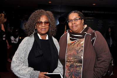 7th ANNUAL NAACP HOLLYWOOD BUREAU SYMPOSIUM AND RECEPTION AT THE ACADEMY OF ARTS AND SCIENCES ON FEBRUARY 28, 2011
