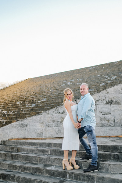 Alina & Patrick, Mexico