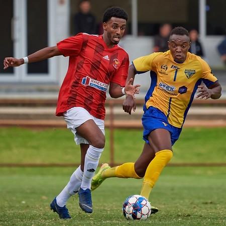 Inglewood United FC v Cockburn City SC