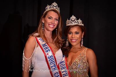 Mrs NC & SC America 2018