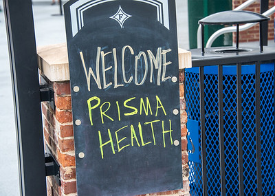 8.31.2021 Prisma Health Night at the Drive