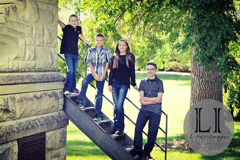 Blaschak Family 2016