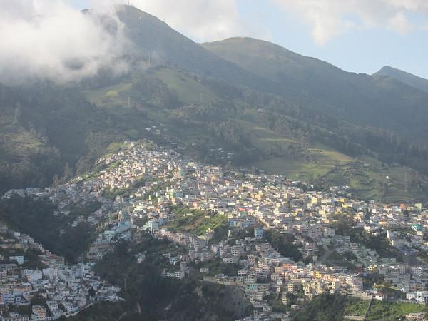 2015 Quito, Galapagos and Amazonia
