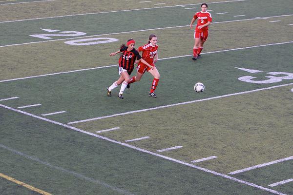 Girls soccer 12-04-2010