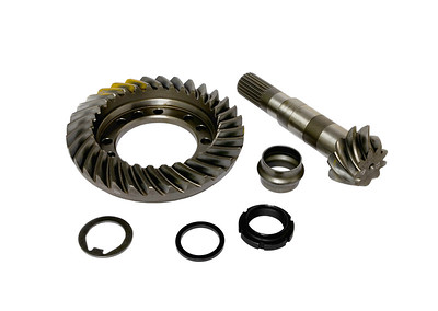 CARRARO AXLE CROWN WHEEL AND PINION 9/32T 700225A1
