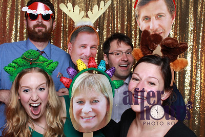 2017-12-02 Designs for Health Holiday Party Photo Booth Pics
