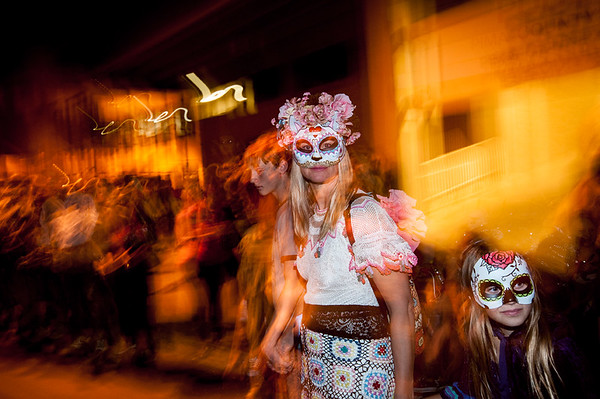 All Souls Procession - Tucson 2012