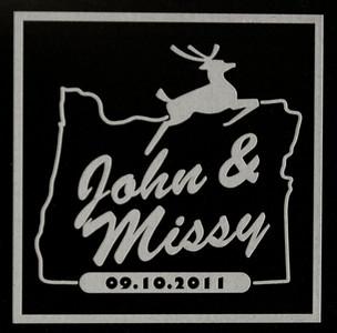 John & Missy 091011